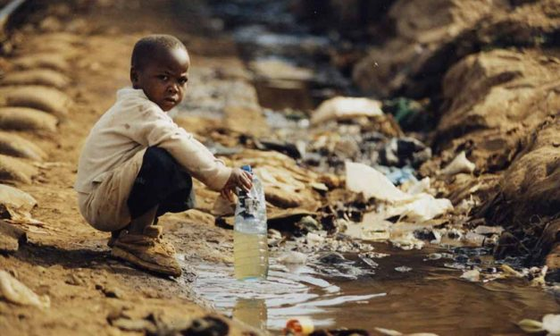 Are we aware of what Africans are facing without clean water?