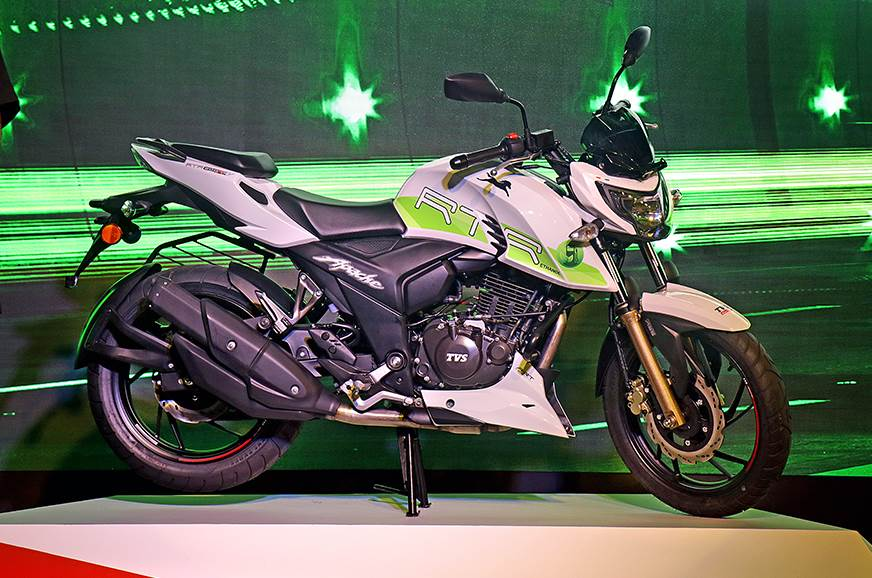 TVS Launches India's First Bike which runs on Bio-degradable Fuel. India is Changing. Read More.