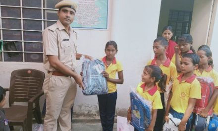 Meet the Teacher Cop of Rajasthan Who Opened A School For Underprivileged Kids