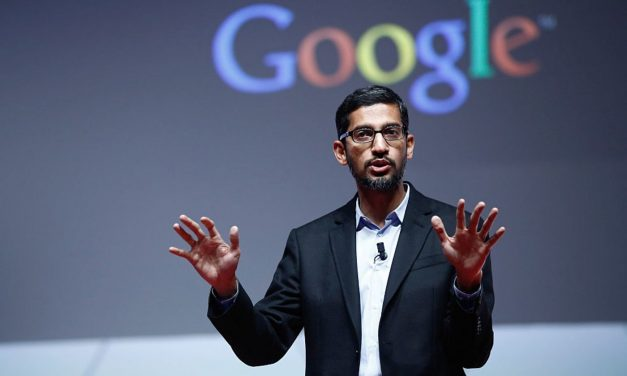 Google's CEO grew up without a computer. Read his success story here.