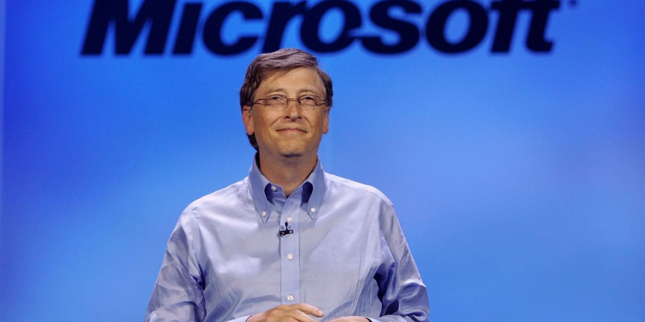 This is the history of how Microsoft grew from scratch to the biggest software company in the world.
