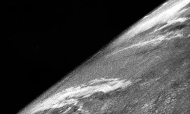 On this Day, 1st Photograph of Earth Was Taken.