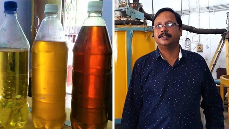This engineer from Hyderabad is doing wonders, extracting