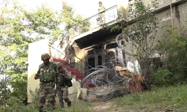 Story of What Happened Inside the BJP Leader's House who was held hostage by J&K Terrorists.