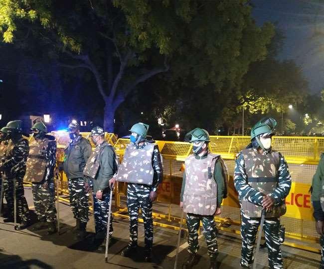 """Minor"" IED blast near Israel Embassy Shakes The National Capital"