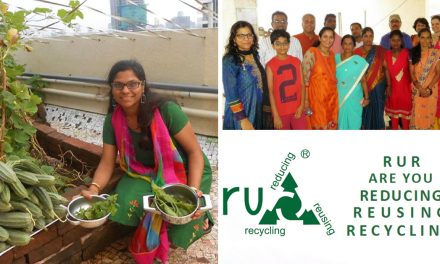 A residential society in Mumbai has converted 4 Tonnes of Trash Into 400 Kgs of Manure. See How.