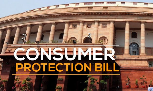 These are basic rights of a consumer as per the New Consumer Protection Bill, 2019.