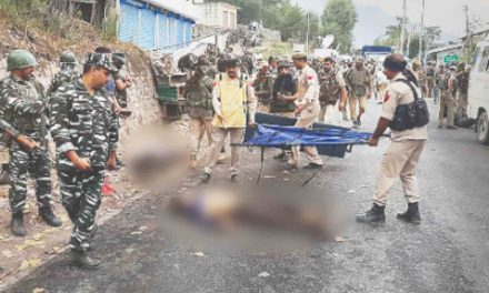 Terror Attack in J&K: 3 out of 5 Terrorists Killed, Hostage Rescued From Ramban. 2 Encounter and 1 Grenade Attack