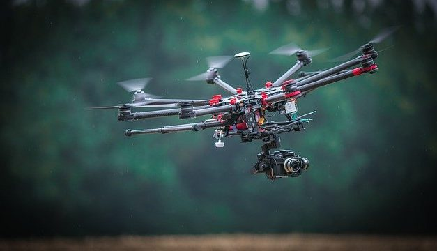 Threat Averted: J&K Police Shoots Down 5 KGs of IED-Laden Drone in Akhnoor