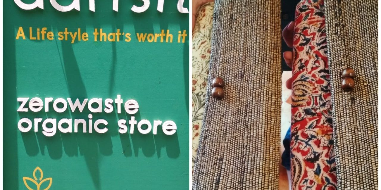 """The first-ever """"no plastic"""" general Store in the world. What a thought."""