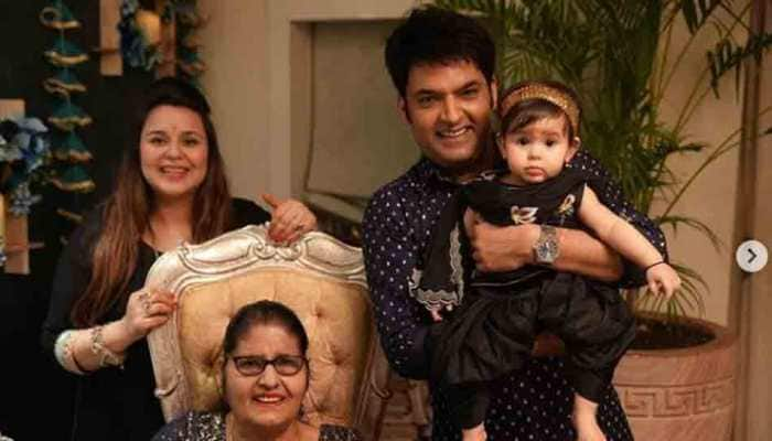 It's a boy! Kapil Sharma and Ginni welcome their second kid