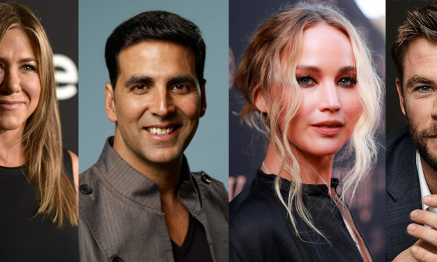 10 Highest-Paid Actors & Actresses in the World-2019