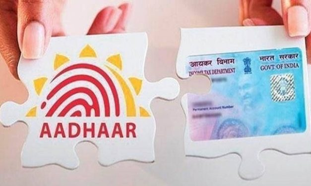 Haven't linked Aadhaar card and PAN card? Your PAN card will get inoperative after 31st march