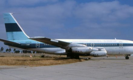 This Boeing 720 Landed and Parked in Nagpur Airport 24 Years Ago, Hasn't Taken Off Since