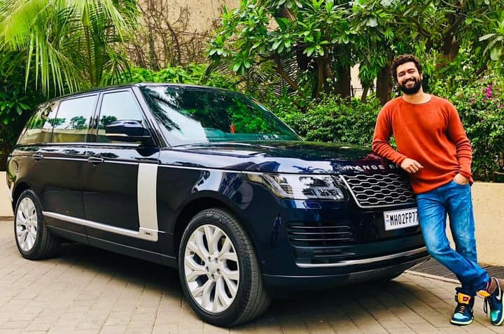 Vicky Kaushal welcomes home an astonishing Range Rover, Director Aditya Dhar and other celebs congratulates him