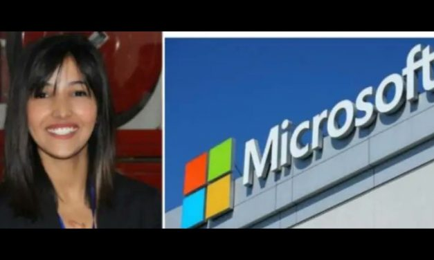 India's Aditi gets Rs. 22 lakhs bug bounty from Microsoft; Started with Hacking Neighbour's WiFi