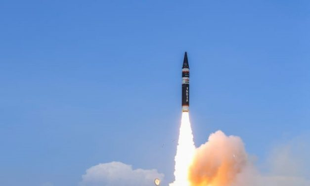 Agni Prime: India Successfully Launched Nuclear Capable Agni-Prime missile with 2000 km Range