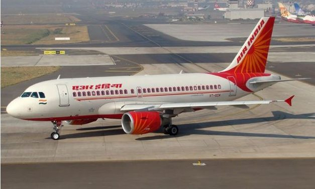 Govt. Invites financial bids for the sale of centre-run airline Air India