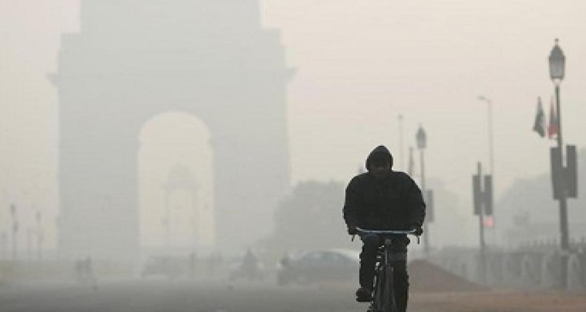 This IIT Engineer Found Best Way To Reduce Vehicular Pollution By Up To 10 Times