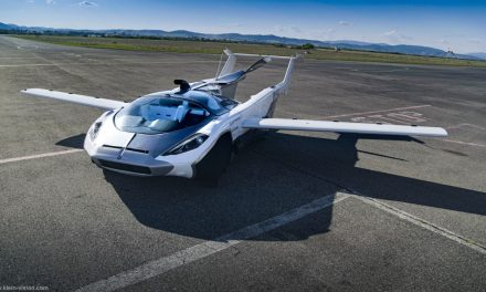 Flying Car a Reality Now: AirCar Completes First Inter-City Flight to Make History