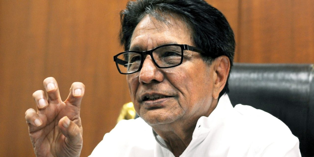 Son of Former PM Chaudhary Charan Singh, Rashtriya Lok Dal founder Ajit Singh dies of COVID-19