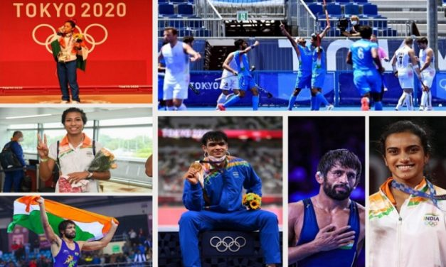 Full List of Cash Awards and Rewards Given to All Indian Tokyo Olympics Medal Winners