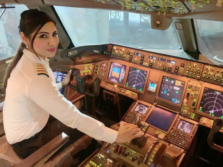 All-Women Air India Crew Set To Create History By Flying Over North Pole