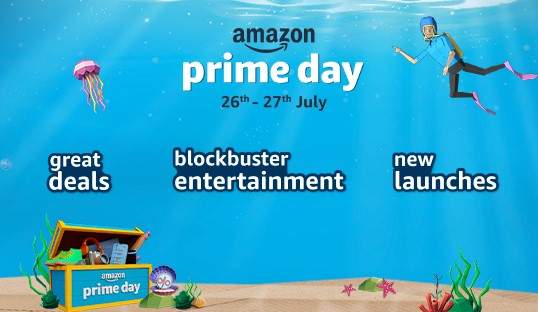 Grab the Deals: Amazon Announces Annual Prime Day Sale from 26th July