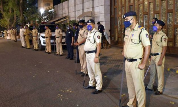 Mumbai high alert: Abandoned SUV with explosive material and threat letter found near Ambani house