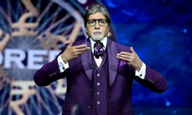 How Shweta Bachchan Came to Amitabh Bachchan's Rescue on His 79th Birthday