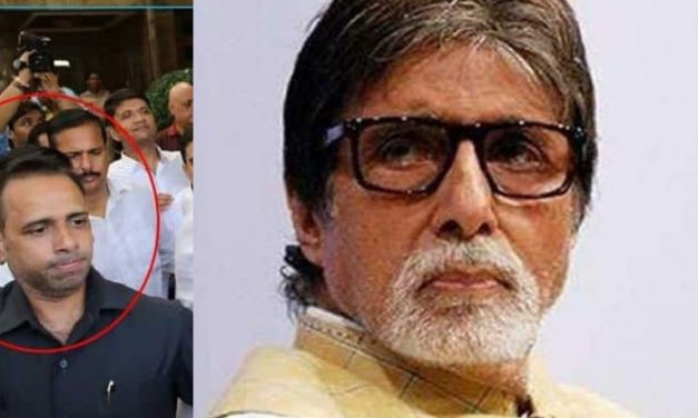 Big B's Bodyguard Jitendra Shinde Transferred After Reports of Earnings Above Rs 1.5 Cr Surface