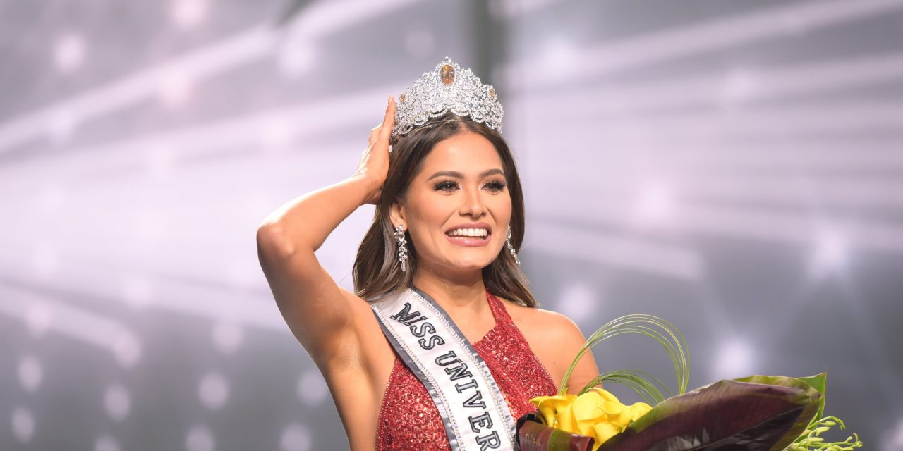 Andrea Meza Crowned Miss Universe 2021; Miss India Adline Castelino third runner-up