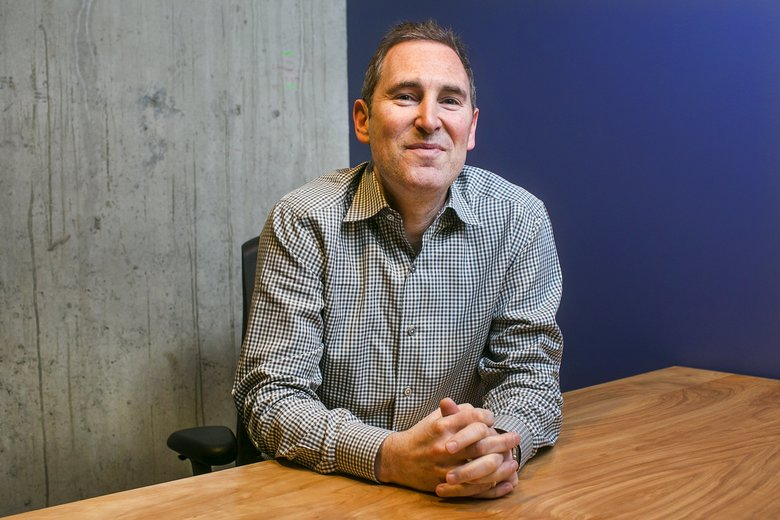 Meet Jeff Bezos's successor and Amazon's upcoming CEO Andy Jassy