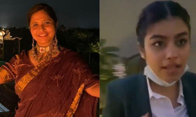 Woman Claims Restaurant Denied Entry Over Wearing Saree, CCTV Footage Shows Her Slapping Staff
