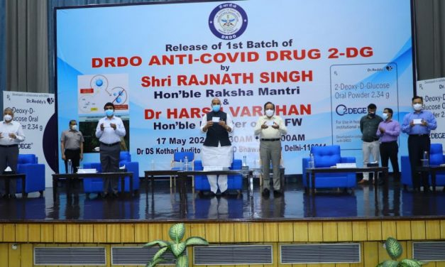 DRDO releases first batch of anti-COVID drug 2-DG: Can be taken orally by dissolving in water