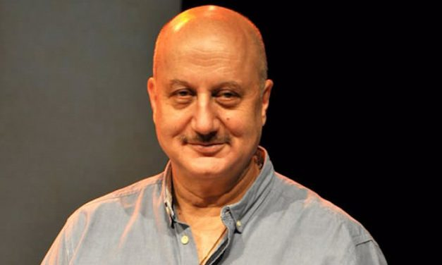 Anupam Kher takes trip down memory lane; shares portfolio pictures on Instagram