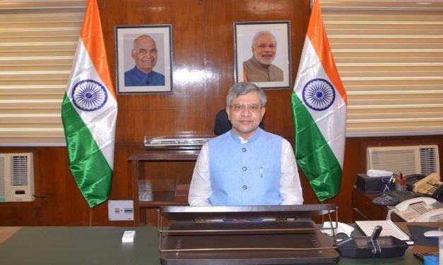 IT & Railways Minister Ashwini Vaishnaw – The IITian IAS with an MBA from Wharton