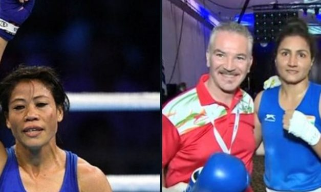 Asian Boxing Championship 2021- Mary Kom Settles on Silver, Pooja Rani Bags Gold Medal