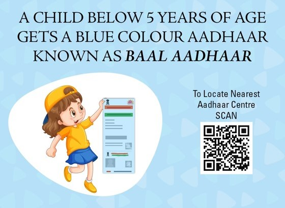 Baal Aadhaar Card: To Enroll Your Child for an Aadhaar Card, Parent's Must Perform these Essential Steps