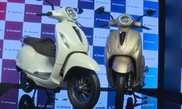 Bajaj Announced Re-Launch Of 'Chetak Scooter' As Electric Vehicle And Nostalgia Is Hitting Us Hard.