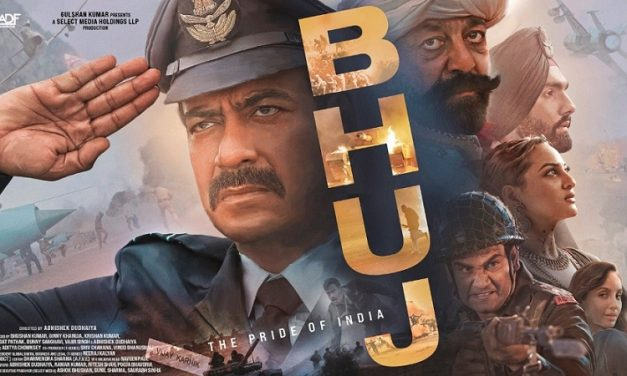 Bhuj: The Pride of India Movie Review- Ajay Devgn's War Cry Struggles from a Screenplay Crisis