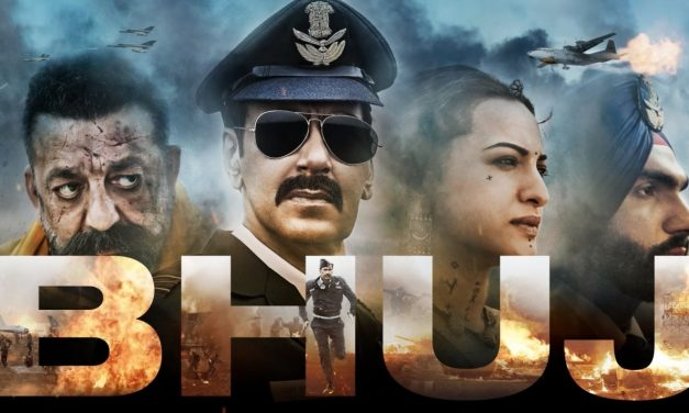 Bhuj Trailer: Ajay Devgn, Sanjay Dutt and Nora Fatehi Fights for the Nation in the Upcoming Patriotic Thriller