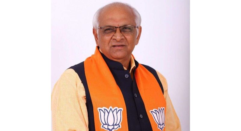 Civil Engineer to Gujarat CM: A Look at Vijay Rupani's Surprise Successor, Bhupendra Patel