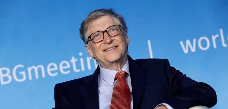 Bill Gates a 'Womanizer' & 'Bully', Clean Image Just Good PR: Report