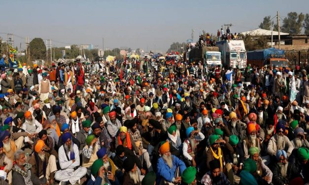 After tractor parade violence, farmers to march to Indian Parliament on Budget Day