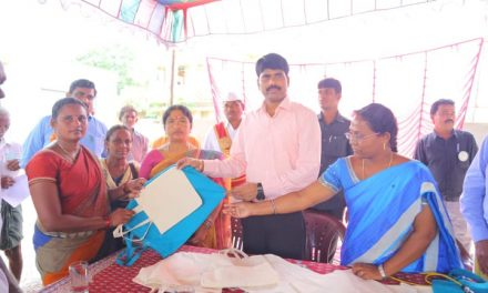 This IAS Officer in Telangana is Giving 1 Kg of Rice for 1 Kg Of Plastic.