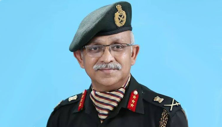 Lieutenant General Chandi Prasad Mohanty to be the new vice chief of Army Staff