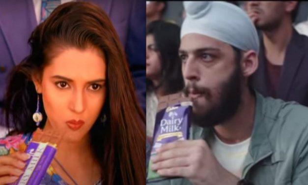 Cadbury Recreates Legendary 90s Diary Milk Ad with Gender Swap Twist, Here's How Netizens Reacted