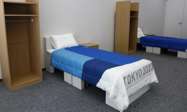 Athletes to Sleep on 'Anti-Sex' Cardboard Made Beds at Tokyo Olympic Village