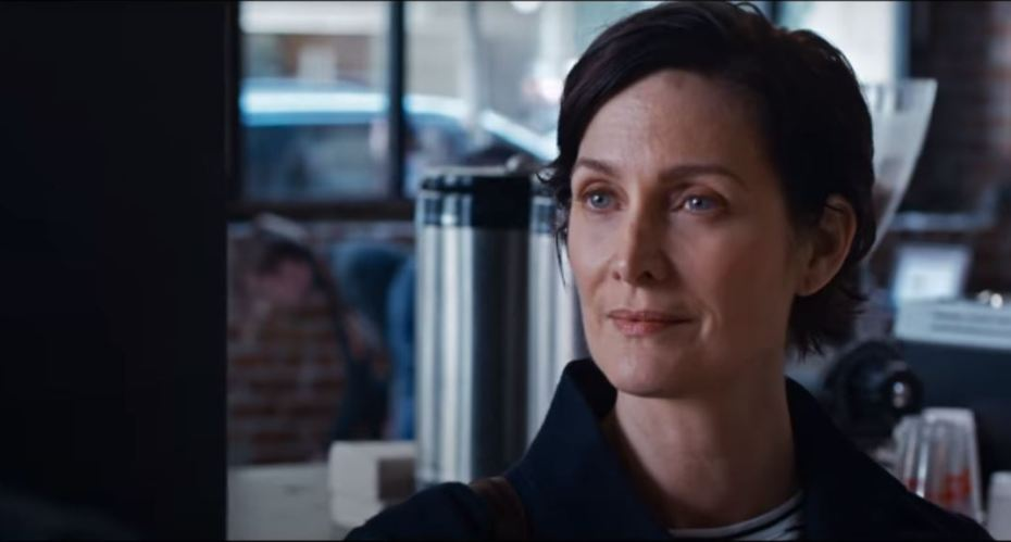Carrie-Ann Moss as Trinity